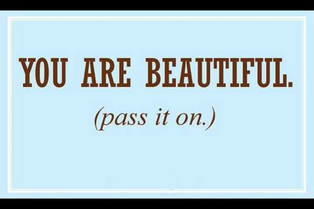Inspiration quotes, beauty quotes, you are beautiful